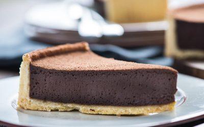 Indulgent Chocolate Torte