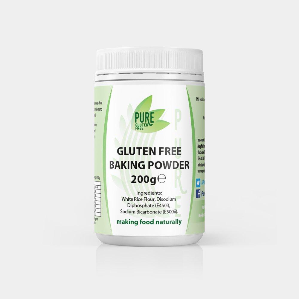 Pure Gluten Free Baking Powder
