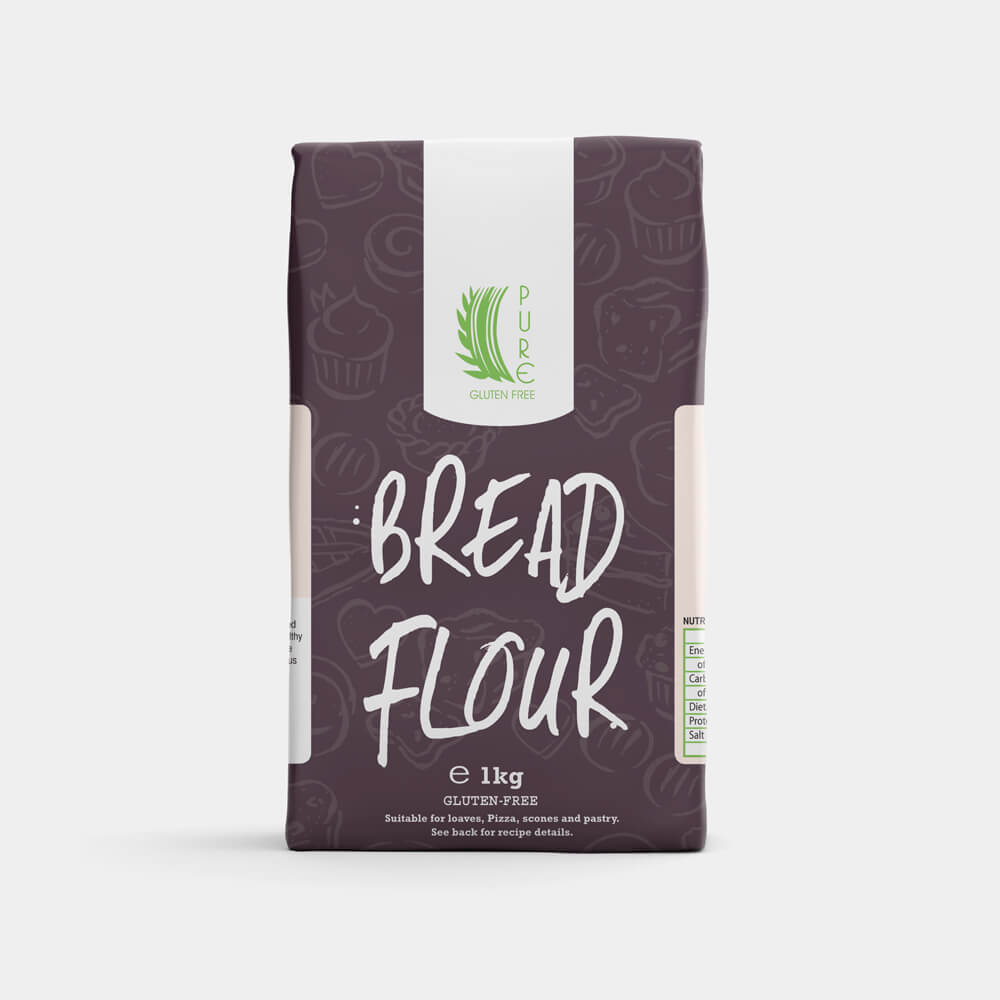 Pure Gluten Free Bread Flour