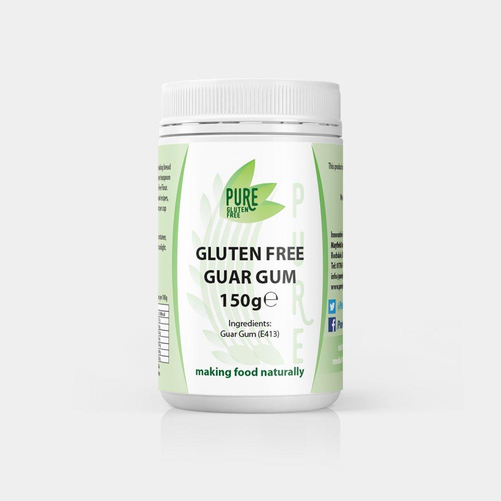 Pure Gluten Free Guar Gum 150g