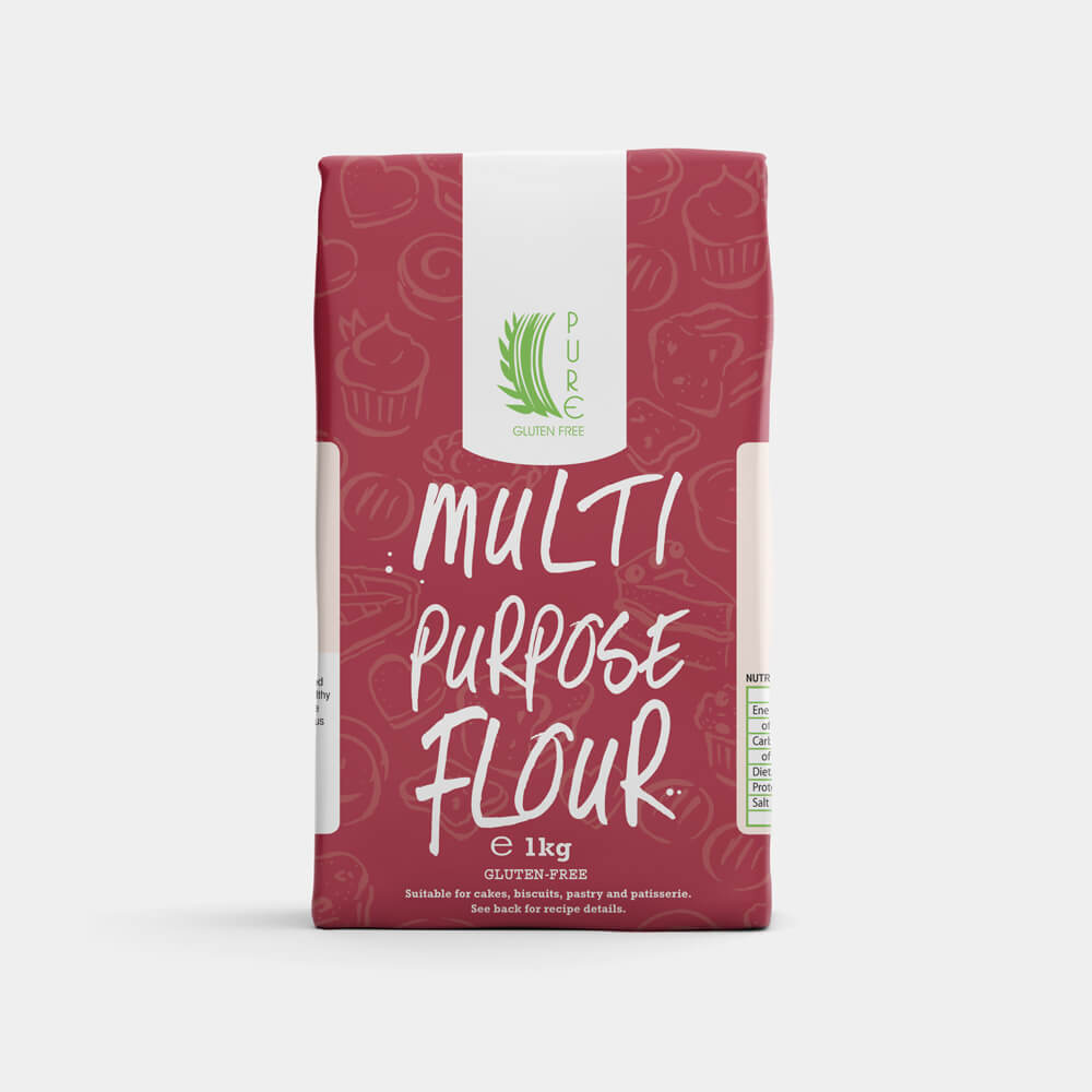 Pure Gluten Free Multi Purpose Flour