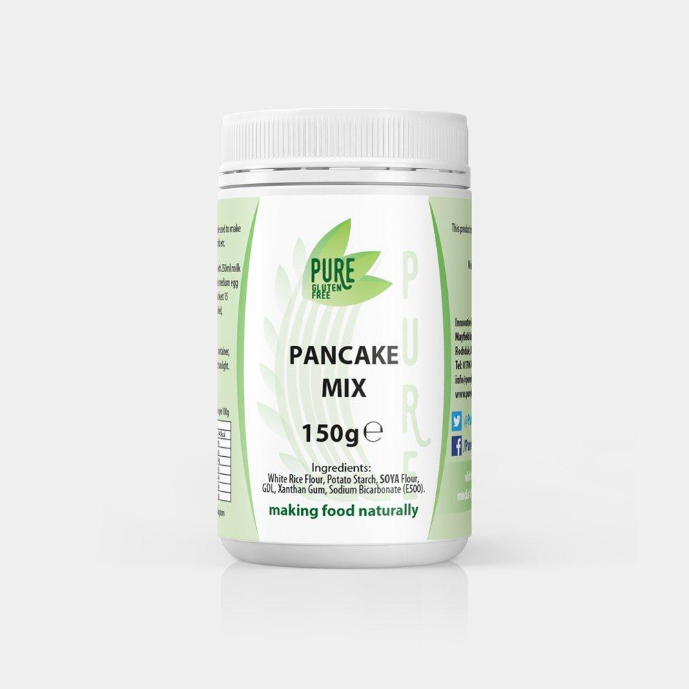 Pure Gluten Free Pancake Mix 150g