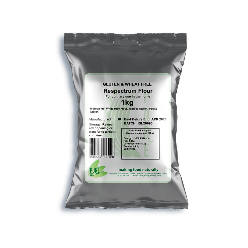 Pure Gluten Free Respectrum Flour 1kg