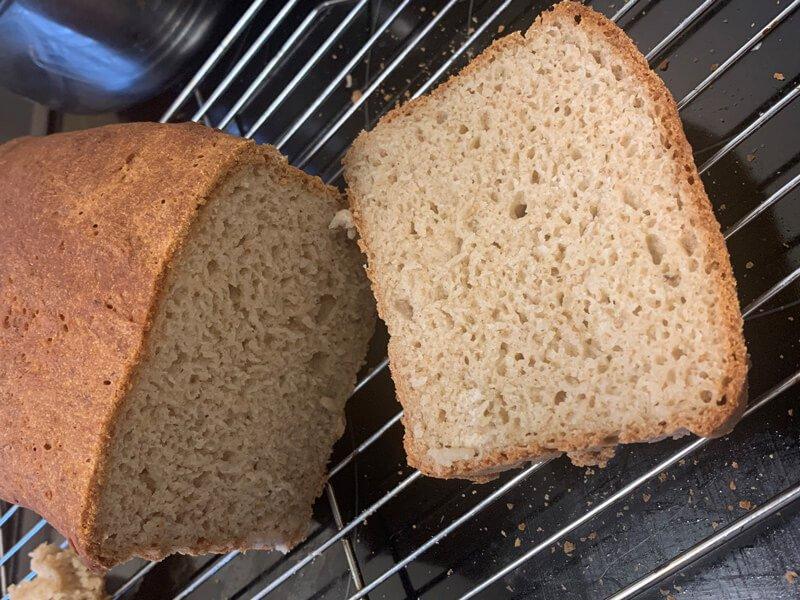 Pure Gluten Free's Vegan Sandwich Loaf