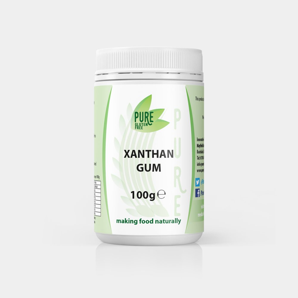 Pure Gluten Free Xanthan Gum 100g