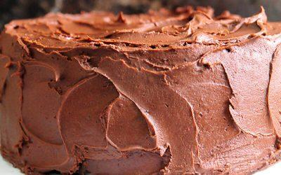 Very Chocolaty Chocolate Cake